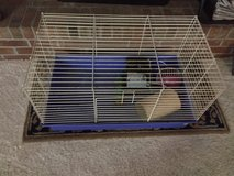 "Small Animal Wired Cage for Guinea Pig, Rabbit, etc; 29"" x 17.5"" x 16.5"" JUST REDUCED in Cherry Point, North Carolina"
