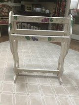 Hand painted Quilt Rack in Naperville, Illinois
