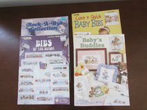 Cross Stitch Pattern Books - Baby in Palatine, Illinois
