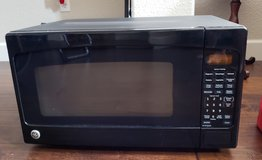 GE 2.0 cu. ft. Countertop Microwave in Black in Vacaville, California
