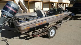 Wildfire XV150 F/S Bass Boat in Fort Leavenworth, Kansas