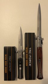 Knives in Spring, Texas