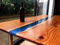 """Hand Made Dining """"River"""" Table in Stuttgart, GE"""