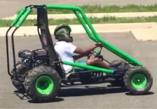 hulk go cart in Quantico, Virginia