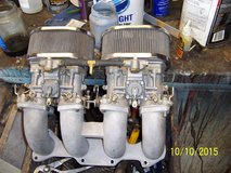 Weber carbs like new. in Yucca Valley, California