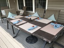 GARDEN / PATIO TABLE in Naperville, Illinois