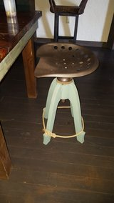 Tractor Seat Stool in Altus, Oklahoma