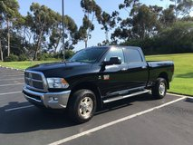 2012 DODGE RAM 2500 Diesel Truck 6-Spd Manual Rambox in Camp Pendleton, California
