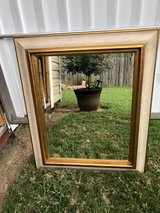 Gold Trim Mirror with beveled ends in Byron, Georgia