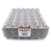 Egg Flats - holds 30 eggs - 12 count in Cleveland, Texas