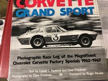 Corvette Grand Sport Autographed in Bartlett, Illinois