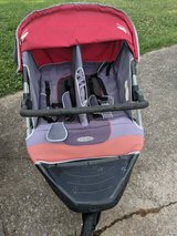 InStep double stroller in Fort Campbell, Kentucky