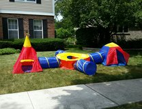Adventure Tunnels and Tents Playset in Naperville, Illinois