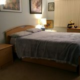 Bedroom set in Travis AFB, California