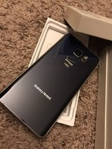 Samsung Note 5 Unlocked Blue 32gb in Travis AFB, California