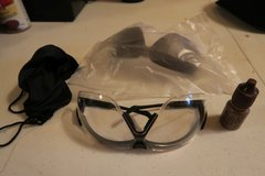 Close UVEX XC military issue shooting glasses sunglasses new ( phone only ) in Okinawa, Japan