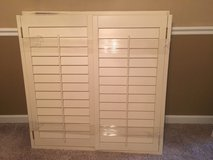 Plantation Shutter (Painted Wood) in Houston, Texas