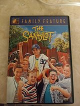The Sandlot DVD in Clarksville, Tennessee
