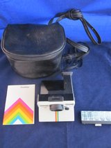 POLAROID Rainbow SX70 One Step Land Camera Case Manual in Plainfield, Illinois