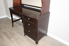 Gorgeous Cheery brown Computer desk with Hutch in Spring, Texas