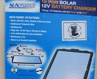 Solar 12v Battery Charger in Alamogordo, New Mexico