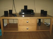 TV Stand (Blonde) in Kingwood, Texas