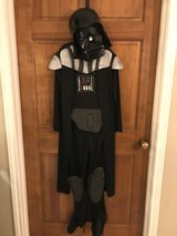 Vader Costume in Spring, Texas