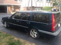1996 Volvo 850T wagon for PARTS, SALVAGE, or PROJECT in Chicago, Illinois