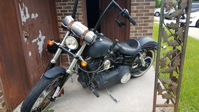 Harley Davidson Streetbob in Elgin, Illinois