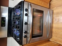 Stainless Gas Stove in Chicago, Illinois