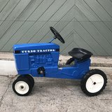 Push Pedal Tractor in Spring, Texas