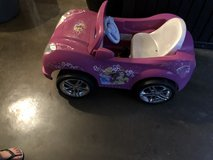Disney princess car needs new battery in Chicago, Illinois
