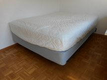 "Full size bed 54""x74"" in Stuttgart, GE"