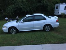 2001 Honda Accord EX Sedan 4D in Beaufort, South Carolina