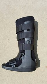 Medical Walker Boot in Plainfield, Illinois