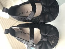 Black sparkle dress shoes in Pasadena, Texas
