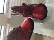 Baby girl Red western boots in Pasadena, Texas