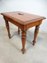 Vintage Early American Stool in Pearland, Texas