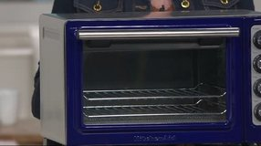 NEW KitchenAid Countertop Convection Oven Cobalt in Fort Hood, Texas