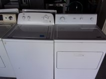 Whirlpool Roper Washer and Whirlpool Estate Dryer Set in Fort Riley, Kansas
