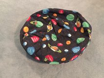Bean Bag Chair - Colorful Solar System Pattern; Like NEW! in Cherry Point, North Carolina
