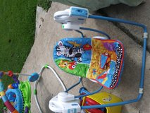 Fisher Price portable swing in Pasadena, Texas