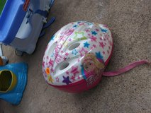 Small Barbie Bike Helmet in Pasadena, Texas