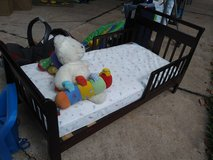 Toddler Bed with Mattress in Pasadena, Texas