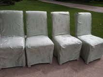 Upholstered Person's Chairs (set of 4) in Pasadena, Texas