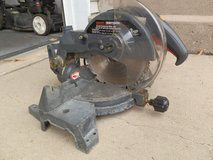 "CRAFTSMAN 10"" COMPOUND MITER SAW in Lockport, Illinois"