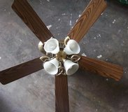 Hampton Bay Ceiling Fan with Light in Alamogordo, New Mexico