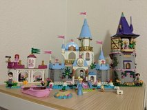 Girls Lego sets (more not pictured) in Colorado Springs, Colorado