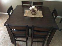 Counter Height Dining Table Set in Spring, Texas