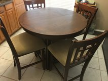 Counter Height Table Set in Spring, Texas